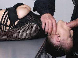 LAW4k. Patrol arrests a gorgeous prostitute Nicole Love and she services