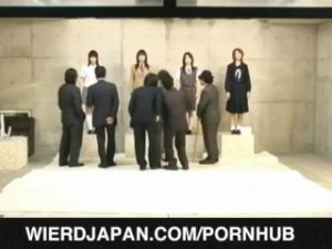 Japanese AV Model and dolls are fucked