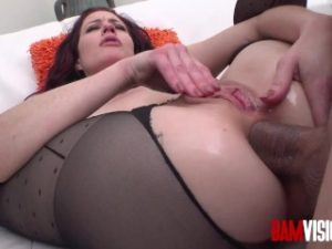 Redhead Jessica Ryan Anal Dildo Fuck And Big Dick Anal Fuck