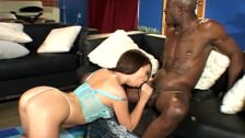 Tight Teen Myah Finds Out Just How Deep Her P