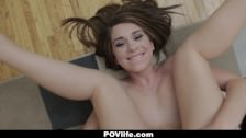 Online Hottie Fucked on First Date