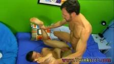 Nude teen young men gay Ryan Sharp is