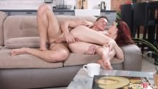 Lovenia Lux Attacked Anally