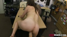 Tiny Teen Takes Huge Cock