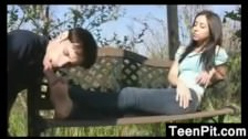 Worshipping Teen Feet