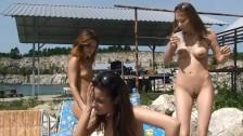 Nudist Paradise Lagoon