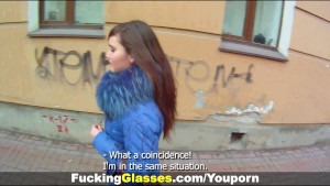 Fucking Glasses – Fucking for a favor