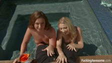 Epic POV Threesome with Maddy OReilly and Sierra Nicole
