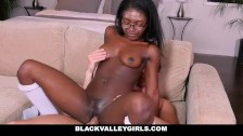 BlackValleyGirls – Say Cheese and Fuck This Black Pussy