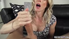 Step mom trapped under bed Cory Chase in