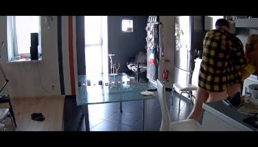 RealCam – Com a Namorada Novinha na Cozinha
