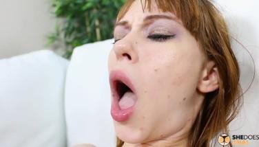 Anal Wrecking Petite Redhead Alexa Nova
