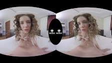 VR3000 – My Slutty Stepsister- Starring Monique Woods – 180° HD VR Porn