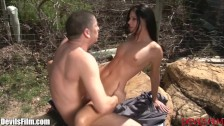 DevilsFilm MILF India Summer Doggystyled