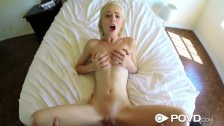 HD – POVD Tiny blonde Maddy Rose gets fucked