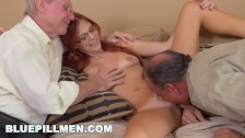 BLUE PILL MEN – Frankie And The Gang Take A Trip Down Under Teen Zara Ryan