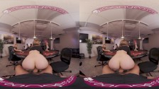 VRBangers Busty babe is fucking hard in this agent VR porn parody