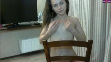 Gorgeous Chair Webcam Strip of valensiaxxx AKA xtiffanyx