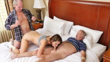 BLUE PILL MEN – Old Man Duke Gets His Dick Wet w/ Young Escort Naomi Alice