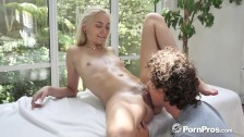PORNPROS Tight pussy MASSAGE with big dick POUNDING