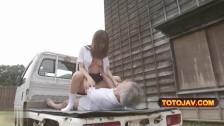 japanese teen fucks taboo